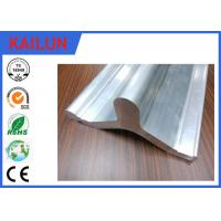 Wholesale Industrial Custom Aluminum Extrusions Profiles With Polished / Anodizing / Power Coating Treatment from china suppliers