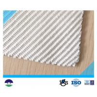 Wholesale White Polyester Woven Multifilament Geotextile For Construction from china suppliers