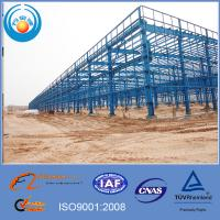 Quality light steel prefabricated structurewarehouse for sale