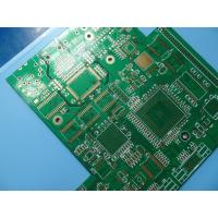 Wholesale PLC Program Impedance Controlled PCB FR 4 Tg170 Immersion Gold from china suppliers