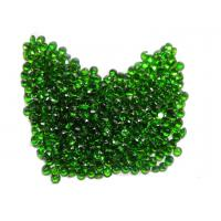 Wholesale 0.0065cts Untreated Round Green Chrome Diopside With AAA Grade from china suppliers