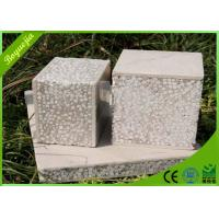 Wholesale Heat Resistance Fast Construction EPS Wall Panel , Sandwich Panels For Walls from china suppliers