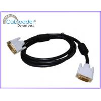 Wholesale Cableader Digital Life High Performance DVI-D Monitor Cable DVI 24+1 male To 2 DVI 24+1 male from china suppliers