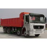 Wholesale Sinotruk HOWO 8x4 dump truck 371HP new design Payload Ventral lifting from china suppliers