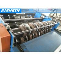 Wholesale PLC Control Metal Floor Decking Panel Roll Forming Machine for Steel Structure from china suppliers