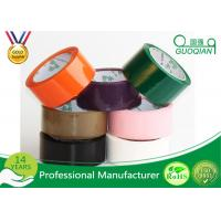 Wholesale Multi Color Box Carton Sealing Colored Packaging Tape Bopp Self Adhesive Tape from china suppliers