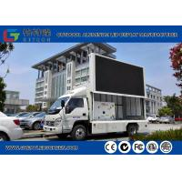 Wholesale Weatherproof 1R1G1B Led Mobile Screen Truck Advertisement Wide View Angle from china suppliers