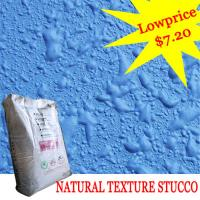 Quality Natural Stone Texture Exterior Wall Stucco For Wall Decoration , Cement Based for sale