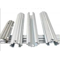 Wholesale 1.8mm Thickness Galvanised Steel Vineyard Posts , Vineyard Trellis Posts H Holes Type from china suppliers