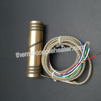 Wholesale Press In Brass Electric Resistance Heater For Hot Runner Injection Mold from china suppliers
