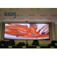Wholesale 250000 dots / M2 Ph2 Indoor Full Color LED Screen Wide Visual Angle For Conference from china suppliers