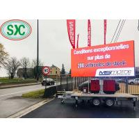 Wholesale Water Proof Outdoor P8 Truck Mounted LED Screen Full Color 7500 Nits from china suppliers