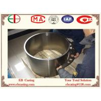 Wholesale EB 13049 Cr27 White Iron Throat Liners Centricast Process for Angle Valves Checking OD Di from china suppliers
