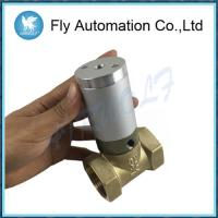 "Wholesale Q22HD-32 1 1/4"" DN32  2/2 Way Pneumatic Tube Valve Air Control Valve Actuator Brass Valve from china suppliers"