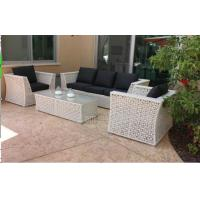 Wholesale All Weather Rattan Bistro Set / Outdoor Seating Furniture Set 4PCS from china suppliers