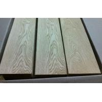Wholesale 0.5mm Thick Oak Flooring Veneer Wood Sheet , Fine Straight Crown Grain from china suppliers