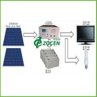 Wholesale 560W Off Grid AC Solar Power System , 110V / 220V Pure Sine Wave AC from china suppliers