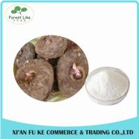 China Natural Plant Extract China Offer Active Ingredient Glucomannan 90% Konjac Extract on sale