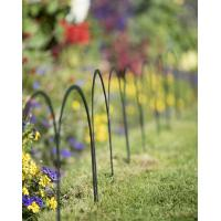 Wholesale Garden Border Edging / Mental Garden Border Fence Prop Up Floppy Plants from china suppliers