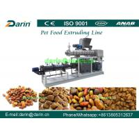 Wholesale Two Ton Dry Dog food processing equipment / Floating Fish Food Extruding machine from china suppliers