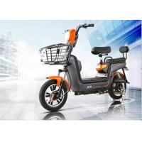 Wholesale Seated Smart Electric Bicycle Digital Speedmeter Front Basket from china suppliers