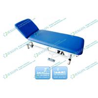 Wholesale Steel Coated Medical Examination Couch with Electric Motor Control / doctor exam table from china suppliers