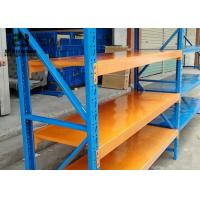 Wholesale ODM & OEM Heavy Duty Storage Racks , Assemble Or Welded Warehouse Shelving Units from china suppliers
