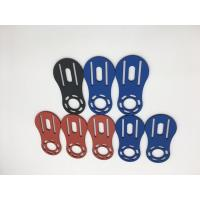 Wholesale 6063 T5 Aluminum Alloy Blue / Red Anodized Aluminum CNC Machining Auto Parts from china suppliers