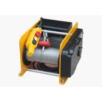 Wholesale High Efficiency Electric Windlass / Wire Cable With 4 - Way Roller Fairlead from china suppliers