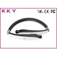 Wholesale ABS Material Bluetooth 4.0 Headset Sports Style OEM / ODM Available from china suppliers