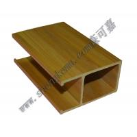 Buy cheap 9050 ceiling wpc decking waterproof panel from wholesalers