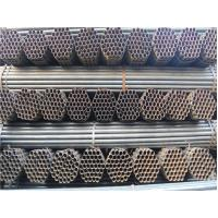 Wholesale Hot Rolled ERW Steel Pipe Carbon steel Q235 6M from china suppliers