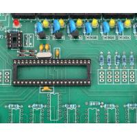 Wholesale Electronically Printed Circuit on Board Assembly FR4 Material 1.6mm Thickness from china suppliers