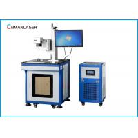 Wholesale 10w 30w 60w Air Cooling CO2 Laser Marking Machine For Leather plexiglass Rubber from china suppliers