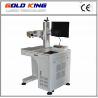 Wholesale 2016 hot sale Factory price GK-20W Fiber laser marking machine for non-metal and metal materials from china suppliers