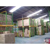 Wholesale Customized height Drive in warehouse pallet racking , steel racking system from china suppliers