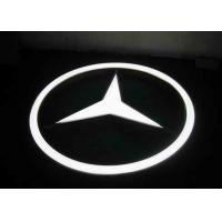 Wholesale Ourdoor Acrylic Anti - UV LED Letters Sign Front Lit For Business LOGO from china suppliers