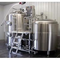 Wholesale Mash Lauter Tank Beer Brewery 500L 1000L 2000L 10000L Customized from china suppliers
