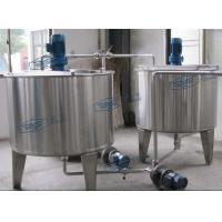 Wholesale Stainless Steel Mixing Tank from china suppliers