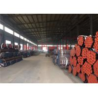 Longitudinally Electric Welded Steel Pipe Wall Thickness GOST 10704-91 / 10706 for sale