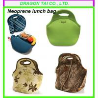 Wholesale Neoprene lunch bag, portable lunch bags, lunch bags from china suppliers