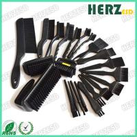 Wholesale PP Material ESD Safe Cleaning Brush With Highly Conductive Hard / Soft Bristles from china suppliers