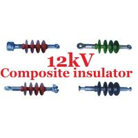 Wholesale Small 12 kV Distribution Composite Polymer Insulator Creepage Distance 400mm from china suppliers
