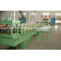 Wholesale Good quality Hydraulic Highway Guardrail Forming Machine with gear box drive from china suppliers