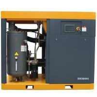 22KW high efficiency oil injected rotary screw compressor 30hp PM motor energy for sale