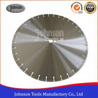 Wholesale 500 mm Laser Welded Diamond Stone Cutting Disc for Cutting Bluestone with Long Life time from china suppliers