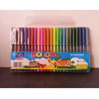 Wholesale cheap price 24 colorswatercolor marker,can pass EN71 Lhama test from china suppliers