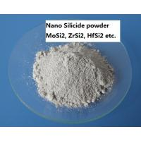 Buy cheap High Purity Metal Powders Nano Silicide Powder MoSi2 , ZrSi2 , HfSi2 Produced By LICVD from wholesalers
