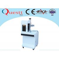 Wholesale 5W UV Laser Marking Machine Etching / Engravaing For Ceramic Glass Stone from china suppliers