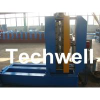 Wholesale 0.25 - 0.8mm Thickness PLC Control Crimped Curving Machine With 2.2KW from china suppliers